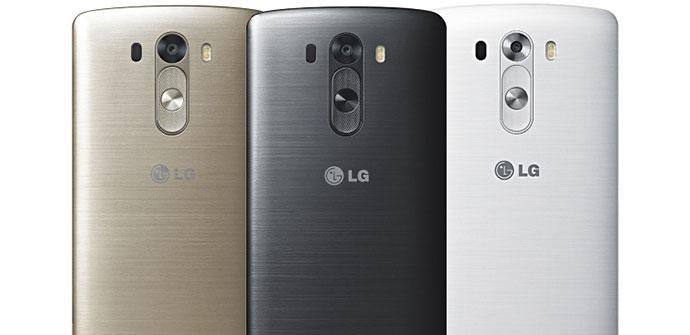 Carcasa del LG G3