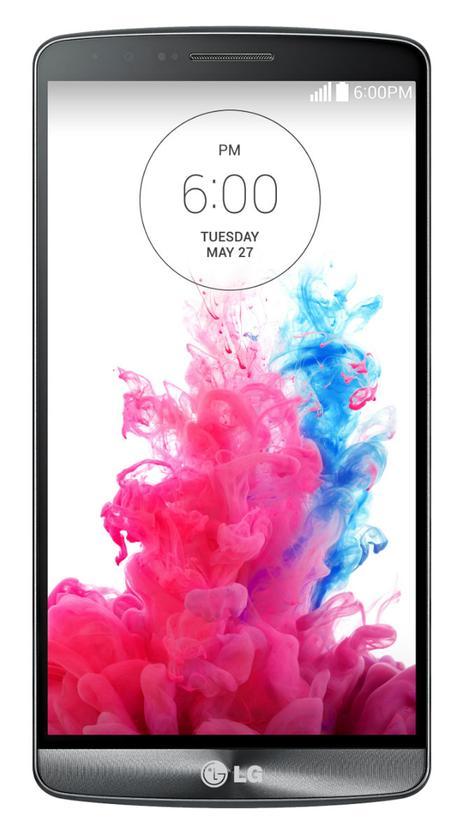 LG G3 pantalla principal