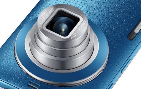 Cámara del Samsung Galaxy K Zoom