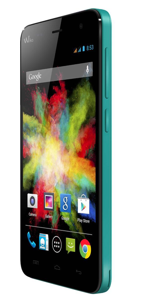 Wiko Bloom en color verde