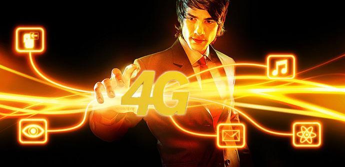 Conexiones 4G