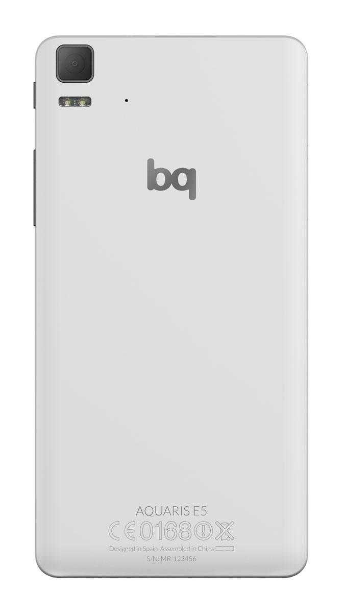 Bq Aquaris E5 HD blanco
