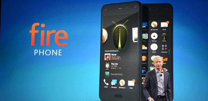 Presentación del Amazon Fire Phone