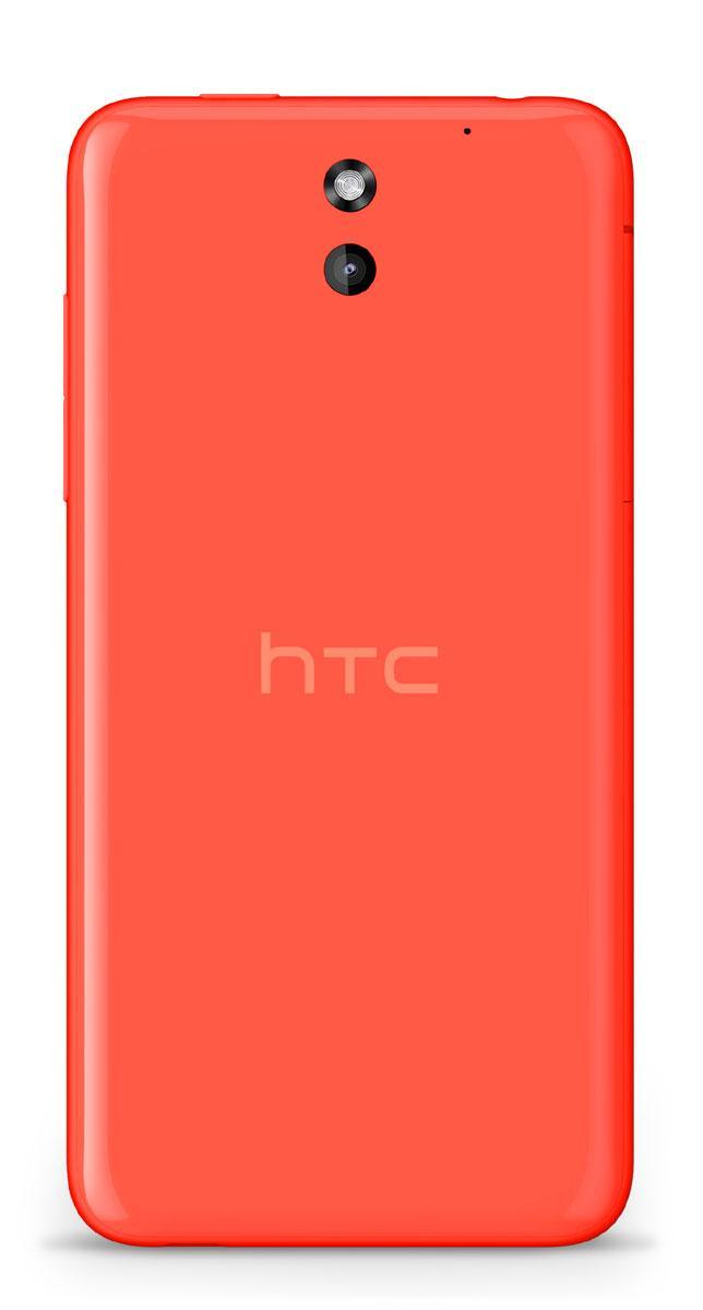 HTC Desire 610 en color rojo
