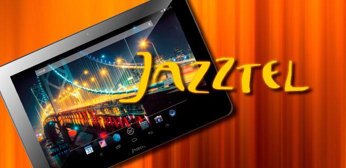 Tableta de Jazztel