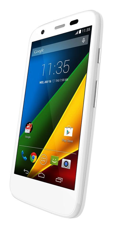 Motorola Moto G 4G blanco