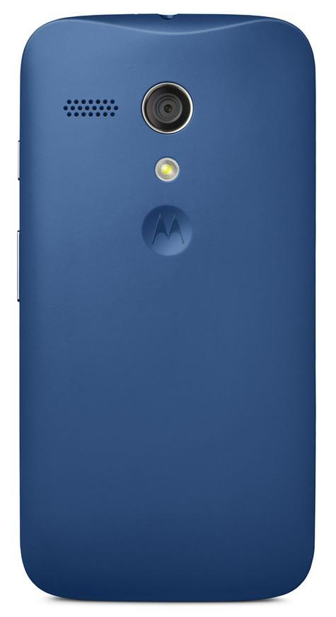 Motorola Moto G 4G azul