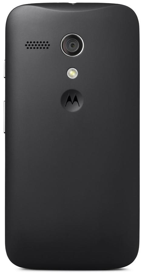 Motorola Moto G 4G negro