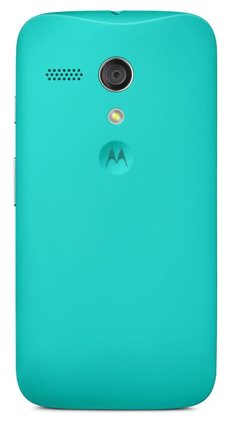 Motorola Moto G 4G verde