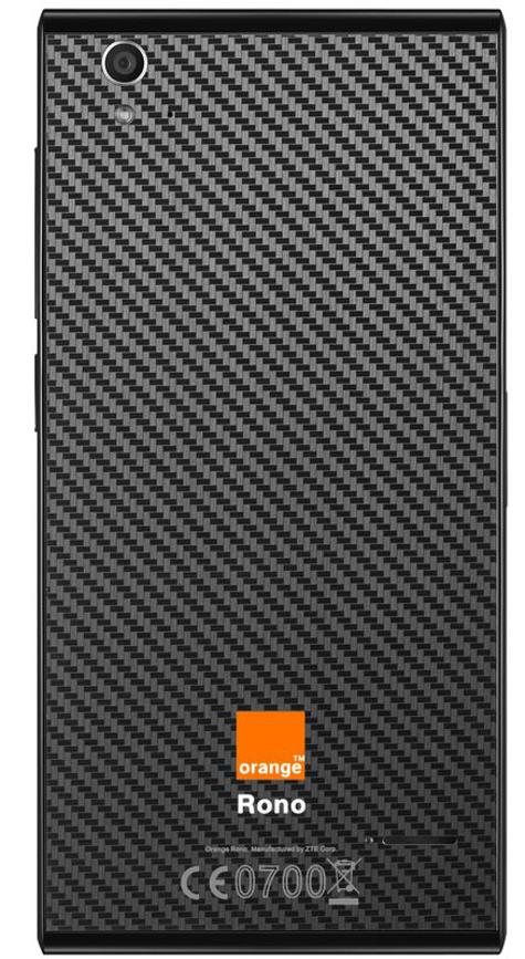 Orange Rono en color negro