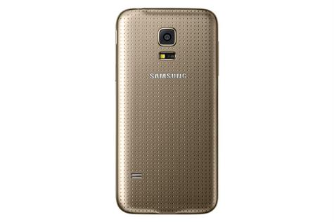 Samsung Galaxy S5 Mini en color oro