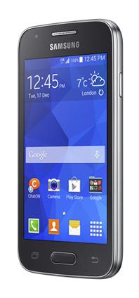 Samsung Galaxy Ace 4 en color negro