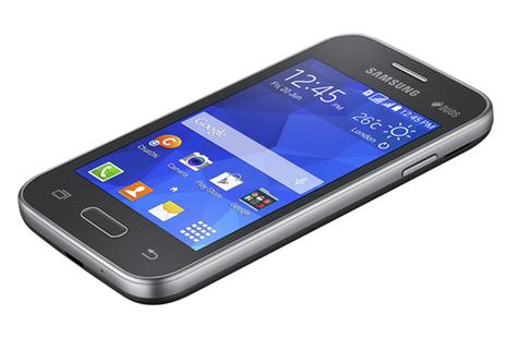 Samsung Galaxy Star 2 en color negro