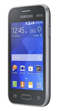 Samsung Galaxy Star 2 vista frontal