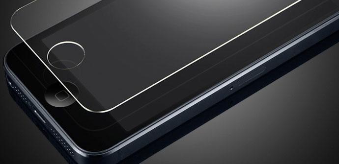 Cristal de zafiro para el iPhone 6