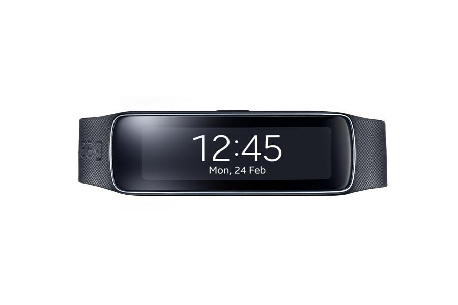 Samsung Gear Fit negro