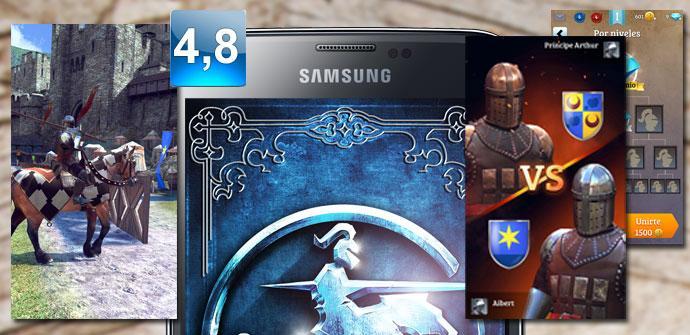 Apertura de Rival Knights
