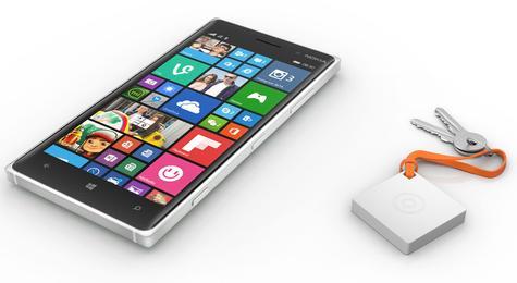 Nokia Lumia 830 en color plata