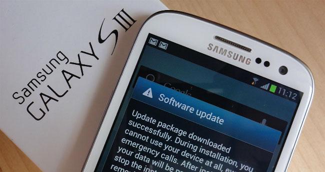 Actualizacion del Samsung Galaxy S3 con KitKat