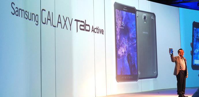 Tableta Samsung Galaxy Tab Active