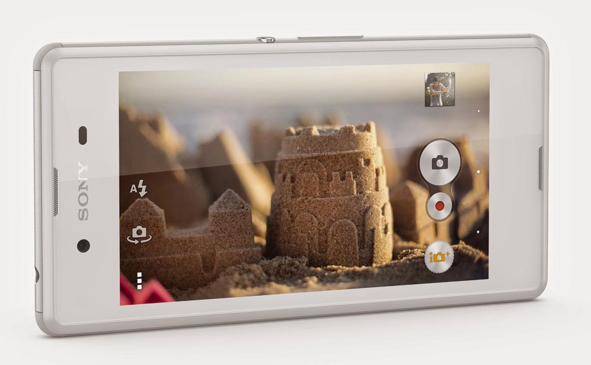 Sony Xperia E3 en visión panorámica