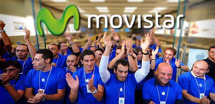 iPhone 6 con Movistar