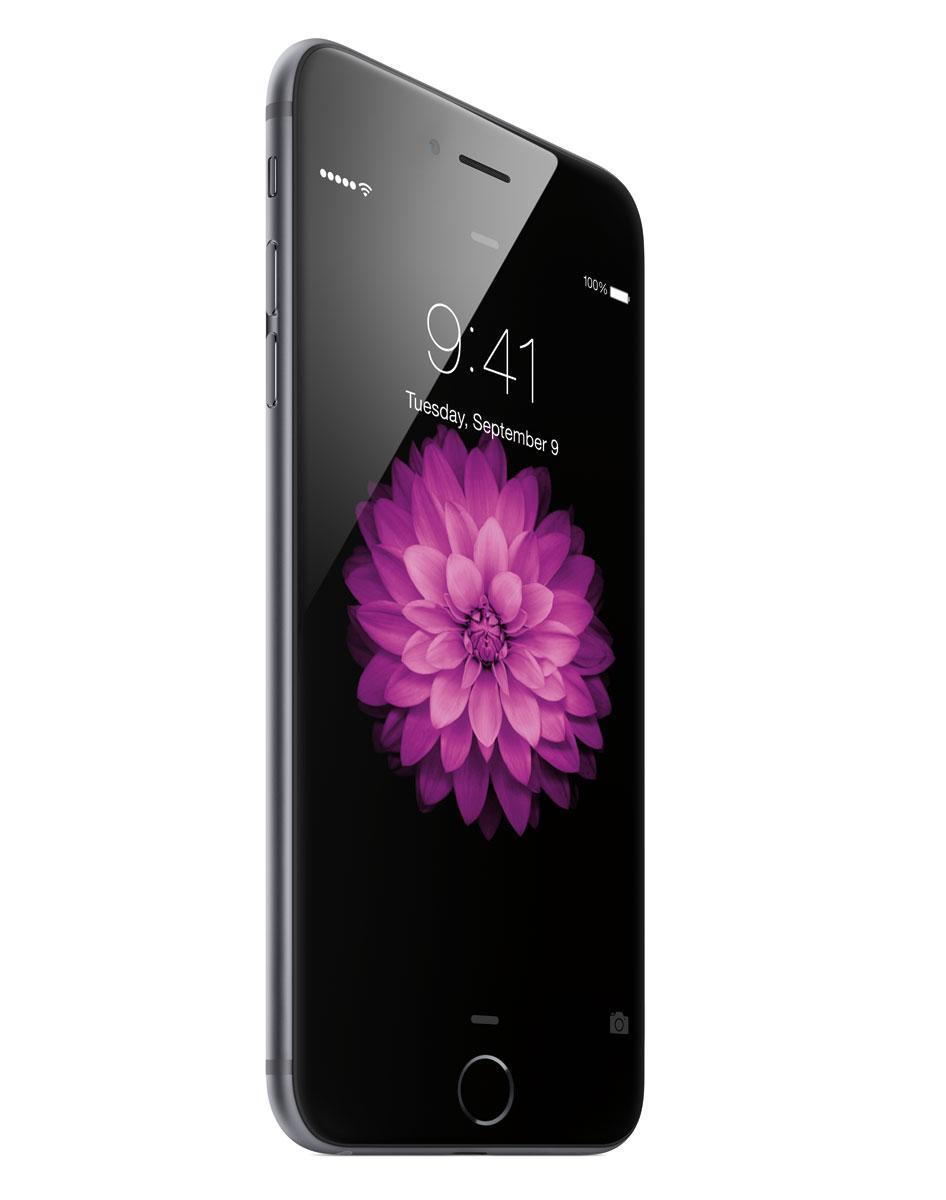 iPhone 6 en color negro