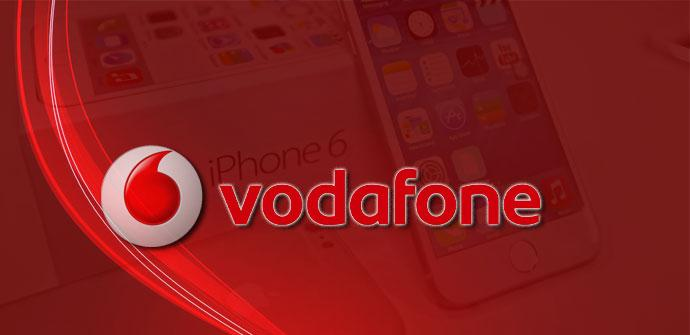 iPhone 6 con Vodafone