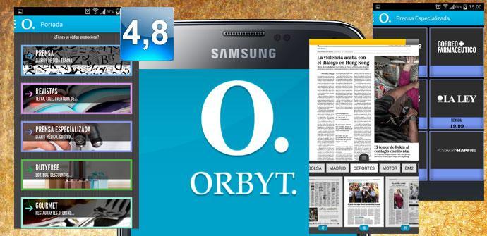 Apertura de Orbyt