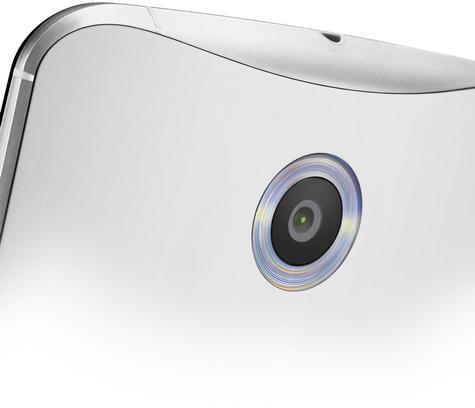 Nexus 6 cámara digital