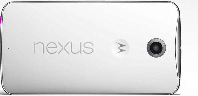 Camara del Nexus 6