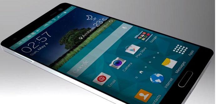Prototipo del Samsung Galaxy S6