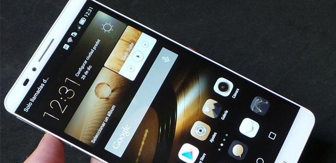 Apertura Huawei Ascend Mate 7