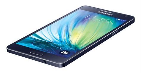Samsung Galaxy A5 en color negro