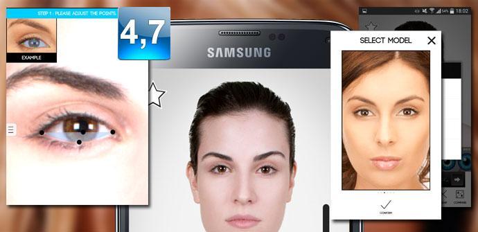 imagen de la aplicación Eye Color Studio