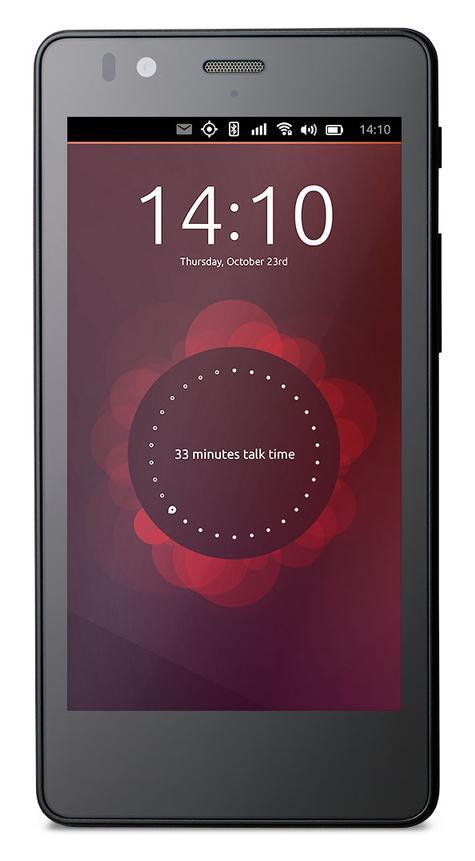 Aquaris E4.5 Ubuntu Edition