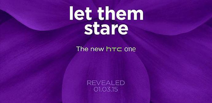 Presentación del HTC One M9