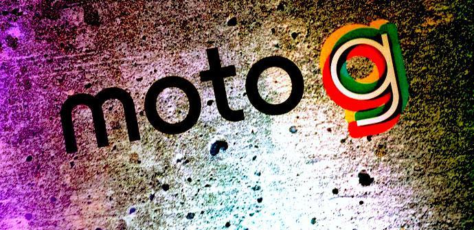 Logo del Motorola Moto G