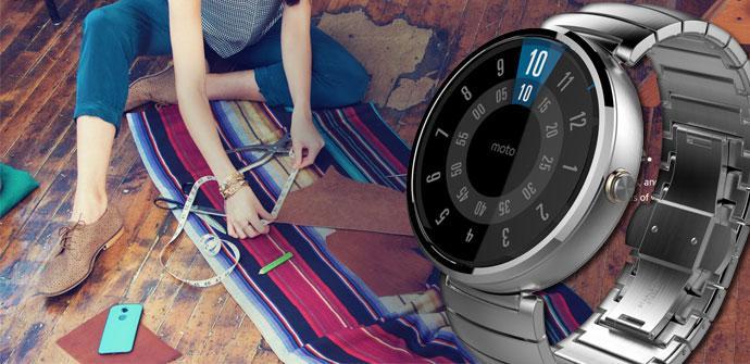 Programa de personalizacion Motorola Moto Maker