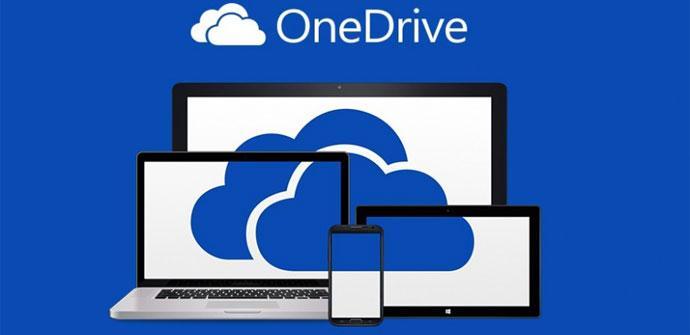 Servicio de OneDrive