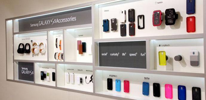 Accesorios para dispositivos Samsung Galaxy