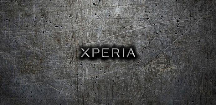 Logo Sony Xperia