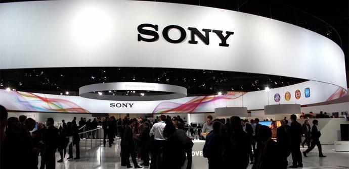 Stand de Sony en el MWC