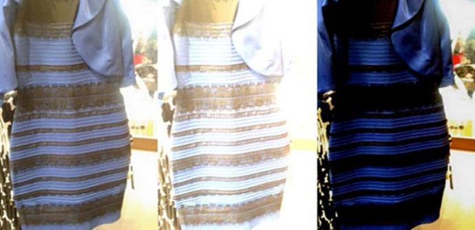 Vestido en diferentes colores