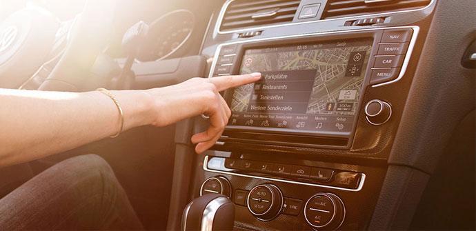Sistema de infoentretenimiento Car-Net del Volkswagen Passat