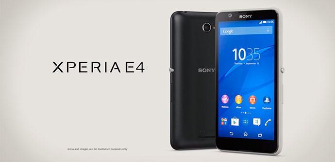 Xperia-E4 apertura