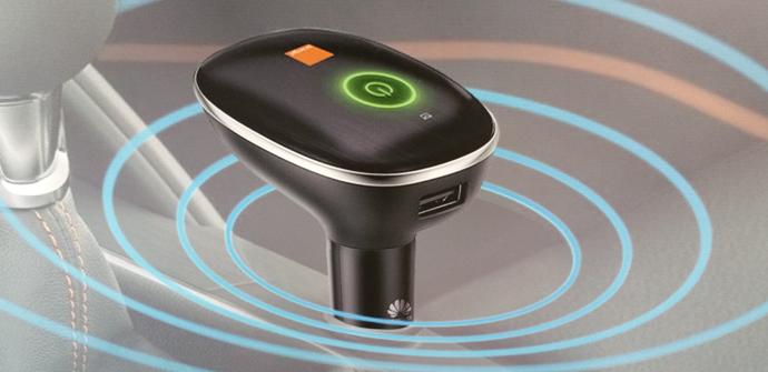 car-wifi orange huawei