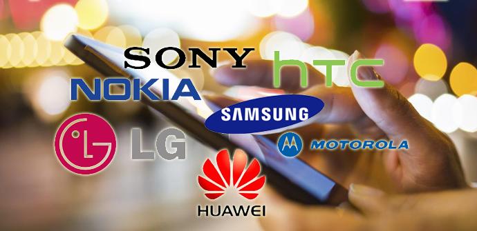 marcas moviles