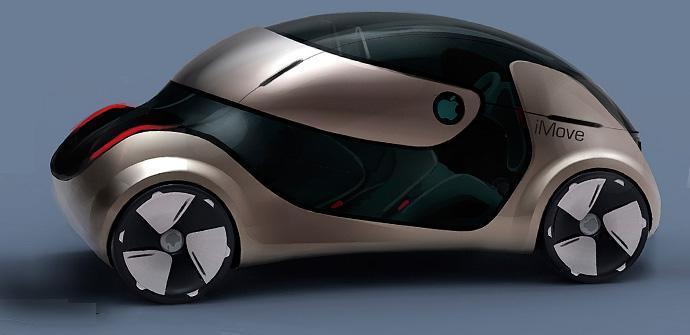 Apple prepara un coche eléctrico.