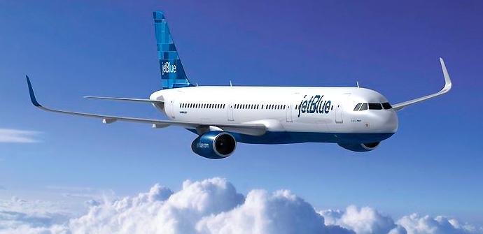 Apple Pay llega a la aerolínea jetBlue.